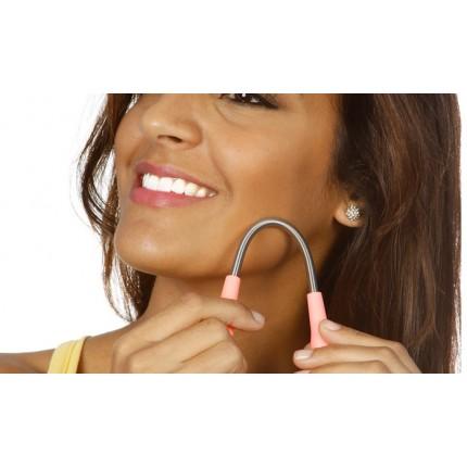 Палочка для удаления нежелательных волос на лице (только для женщин)