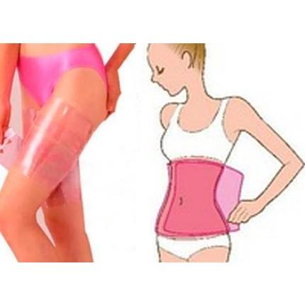 Пленка сауна Shape-up для антицеллюлитного обертывания (живот)