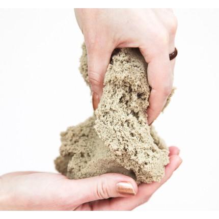 Цветной Кинетический песок Waba Fun Premium 1кг Швеция (как песок)