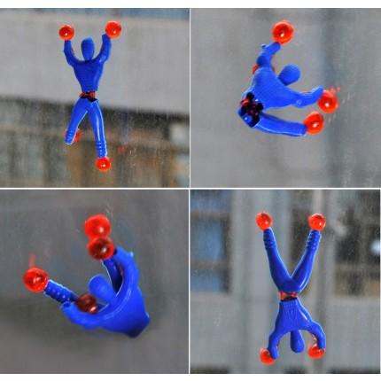 Лизуны Spiderman Лизун-акробат (передвигается по стене)