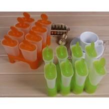 Формочки для мороженого (8 форм)