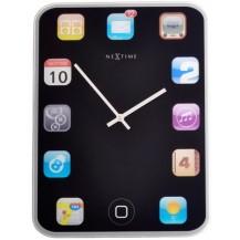 Настенные часы в виде iphone Wallpad