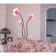 Интерьерная наклейка Нежные цветы