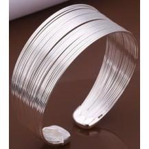 Браслет Tiffany (TF-B023). Покрытие серебром 925