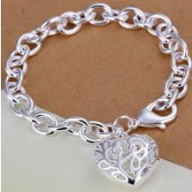 Браслет Tiffany (TF26). Покрытие серебром 925