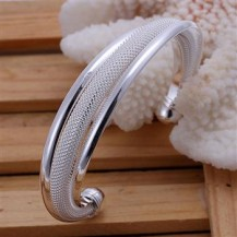 Браслет Tiffany (TF-B019). Покрытие серебром 925