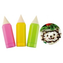 Набор из 3х маркеров для рисования соусами