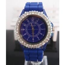 Часы женские GENEVA Luxury Женева Синие