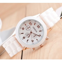 Часы наручные женские GENEVA Белые