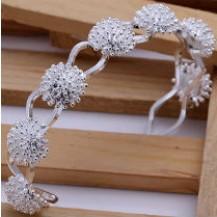 Браслет Tiffany (TF-b141). Покрытие серебром 925