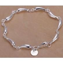 Браслет Tiffany (TF84). Покрытие серебром 925