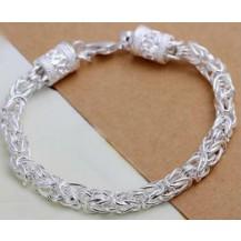 Браслет Tiffany (TF86). Покрытие серебром 925