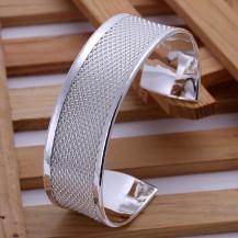 Браслет Tiffany (TF-b048). Покрытие серебром 925