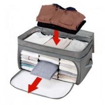 Кофр с перегородками для хранения вещей (58х36х30см)