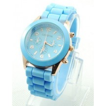 Часы наручные женские GENEVA Голубые