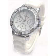 Часы наручные женские GENEVA Lady белые