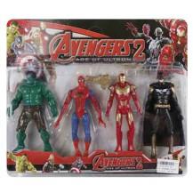 Набор Супергерои (свет)
