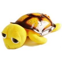 Проектор звездного неба, ночник Музыкальная Черепаха Тони, желтая. Бесплатная доставка по Украине.
