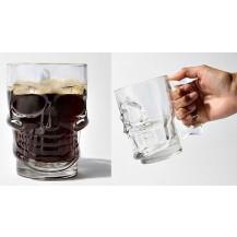 Кружка пивная ``Череп``