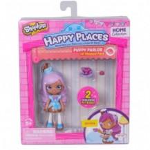 Кукла HAPPY PLACES S1 – КРИСТИ (2 эксклюзивных петкинса, подставка) от Happy Places - под заказ