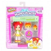 Кукла HAPPY PLACES S1 – КРИСТИНА ЭППЛС (2 эксклюзивных петкинса) от Happy Places - под заказ