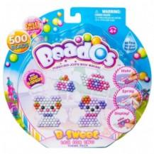 Игровой набор аквамозаики из бусинок – ЧАЙНАЯ ЦЕРЕМОНИЯ  (500 бусинок, спрей, шаблоны, аксессуары) от Beados - под заказ