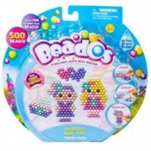 Игровой набор аквамозаики из бусинок – ДЕНЬ С ДРУЗЬЯМИ  (500 бусинок, спрей, шаблоны, аксессуары) от Beados - под заказ