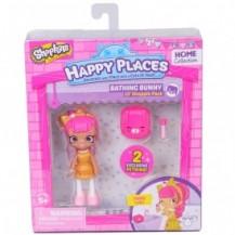 Кукла HAPPY PLACES S1 – ЛУЛУ ЛИППИ (2 эксклюзивных петкинса, подставка) от Happy Places - под заказ
