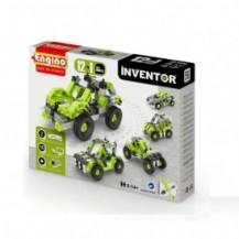 Конструктор серии INVENTOR 12 в 1 - Автомобили от Engino - под заказ