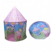 Игровая палатка PEPPA - ВОЛШЕБНЫЙ ЗАМОК ПЕППЫ (100*135 см) от Peppa - под заказ