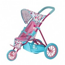 Коляска для куклы BABY BORN - ЧУДЕСНЫЙ ДЕНЁК (трехколесная, прогулочная) от Zapf - под заказ