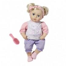 Кукла BABY ANNABELL - МИЛАЯ СОФИЯ  (43 см, с аксессуаром) от Zapf - под заказ