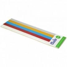 Набор стержней из PLA-пластика для проф. исп. с 3Doodler Create - МЕТАЛЛИК (25 шт, металлик) от 3Doodler - под заказ