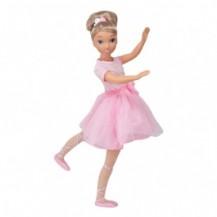 Кукла BAMBOLINA MOLLY- ПРИМА-БАЛЕРИНА (90 см, с аксессуарами) от Bambolina - под заказ