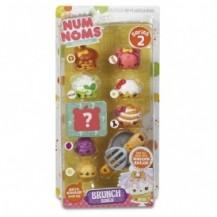 Набор ароматных игрушек NUM NOMS S2 - БРАНЧ  (6 намов, 2 нома, с аксессуарами) от Num Noms - под заказ