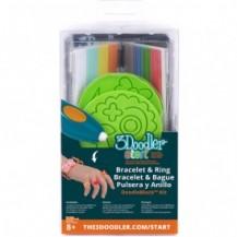 Набор аксессуаров для 3D-ручки 3Doodler Start - ЮВЕЛИР (48 стержней, 2 шаблона) от 3Doodler - под заказ