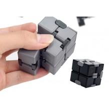 Бесконечный куб infinity cube серый
