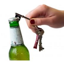 Брелок-ключ - открывалка для бутылок