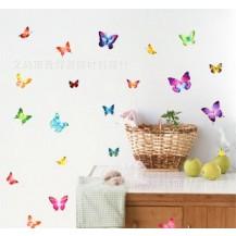 Интерьерная наклейка Бабочки