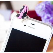 Бабочка на телефон (разные цвета)