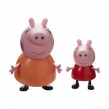 Набор фигурок Peppa - СЕМЬЯ ПЕППЫ (Пеппа и Мама)