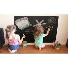 Наклейка на стену для рисования мелом 60х200см