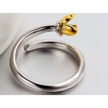Кольцо Tiffany покрытие серебром 925 (TF-M) Все размеры