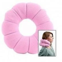 Подушка-трансформер Тотал Пиллоу (Total Pillow) розовая