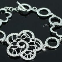 Браслет Rose Bracelet use Swarovski Crystal SB026