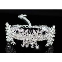 Браслет Bridal Wedding Butterfly Crystal Bracelet SSB046