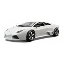Автомодель - LAMBORGHINI REVENTON (ассорти матовый белый, серый металлик 1:24)