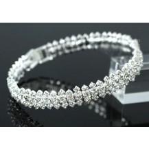 Браслет Wedding Party Bridesmaid Crystal Bangle Bracelet SSB040