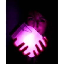 Светильник - Радуга в банке (мультицвет)
