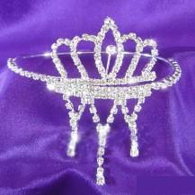Браслет Bridal Crown Crystal Rhinestone Upper Arm Bracelet SA003